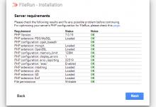 Aria2整合FileRun自建离线下载网盘-荒岛