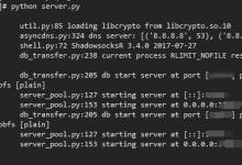 通用教程:ss面板后端远程节点配置-荒岛