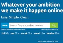 英国域名注册商:123Reg赠送5英镑,可免费注册多个域名-荒岛