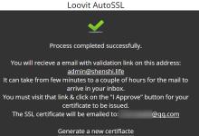 ASSL.SPACE:免费申请AlphaSSL泛域名证书(野卡)-荒岛