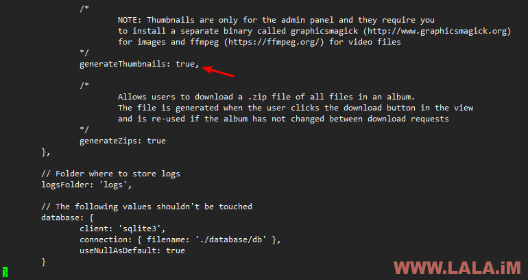 lolisafe:基于Node.js的萌系文件上传程序