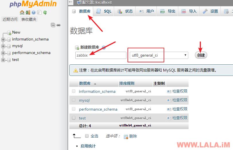 企业级监控系统:Zabbix详细安装配置教程