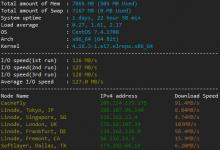 ikoula便宜独立服务器简单测评-荒岛