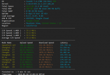 GoogleCloud服务器配置+简单测评-荒岛