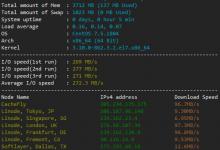 OneProvider法国低配独立服务器测评-荒岛