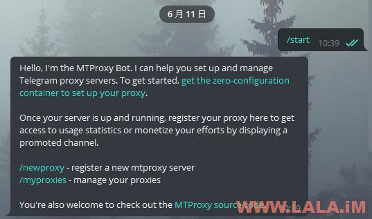 MTProxy:专为Telegram打造的代理工具-荒岛