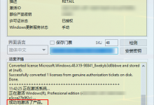 Windows10永久激活工具(数字激活)-荒岛