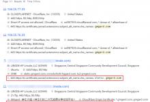 CloudFlare找真实IP的一个办法-荒岛