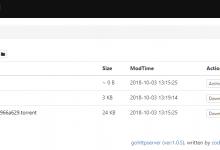 一键安装jio本:Aria2+AriaNG+GoHttpServer-荒岛