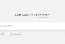 Kutt:基于Node.js的免费网址缩短工具-荒岛