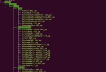 解包/打包Cydia内的deb软件包-荒岛