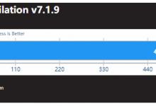 Linode 5刀Plan CPU性能对比-荒岛