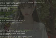 Debian10安装Mastodon-荒岛