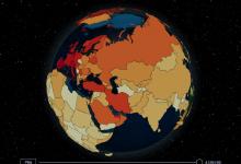 搭建3D版COVID-19病例数据地图-荒岛