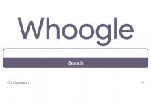 Whoogle Search:获取Google的搜索结果-荒岛