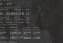 HostCram:i9-11900K VPS简单测评-荒岛